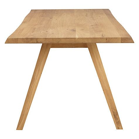 Buy John Lewis Croft Collection Lorn 6 Seater Dining Table Online at johnlewis.com