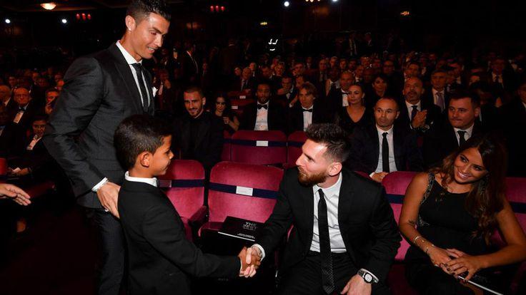 Los Cristiano y los Messi, la historia de una amistad que parecía imposible
