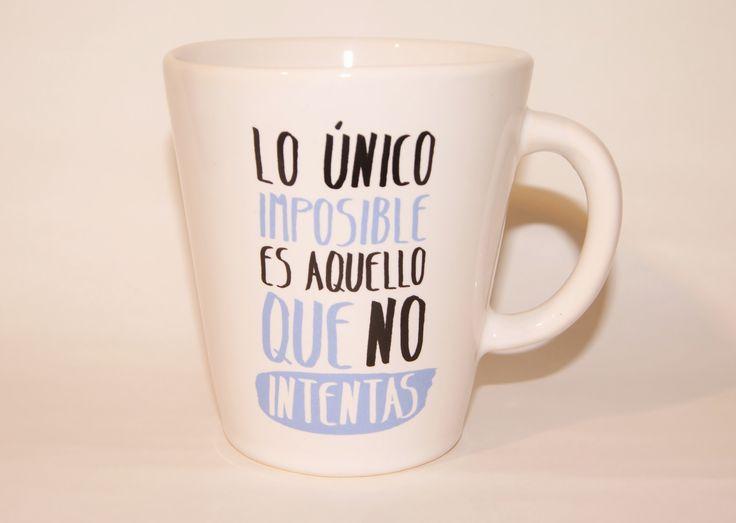 "Línea Positive - Modelo ""Lo único imposible"""