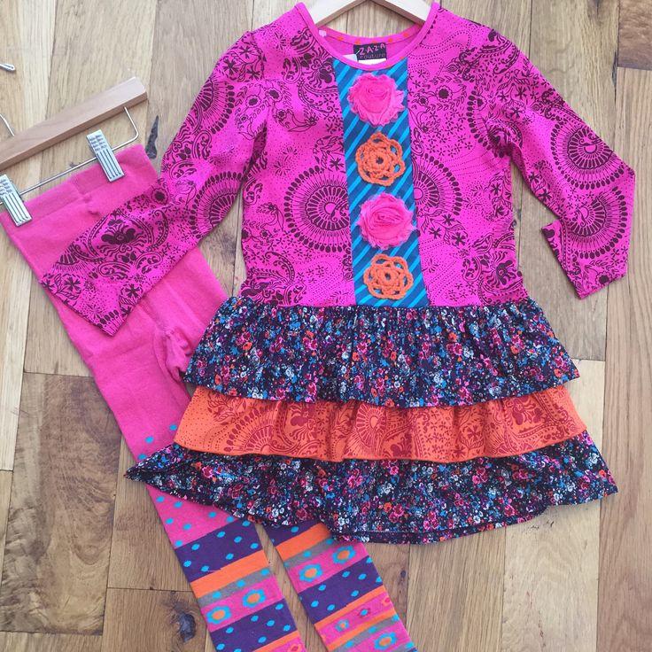 Zaza Couture Tights Pink