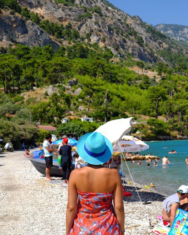Ozge Hiz / Summar vibes, Turkey, traveling, summer vacation