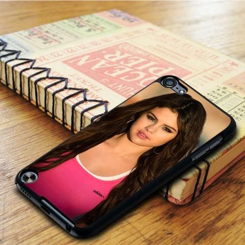Pink Adidas Selena Gomez iPod 5 Touch Case
