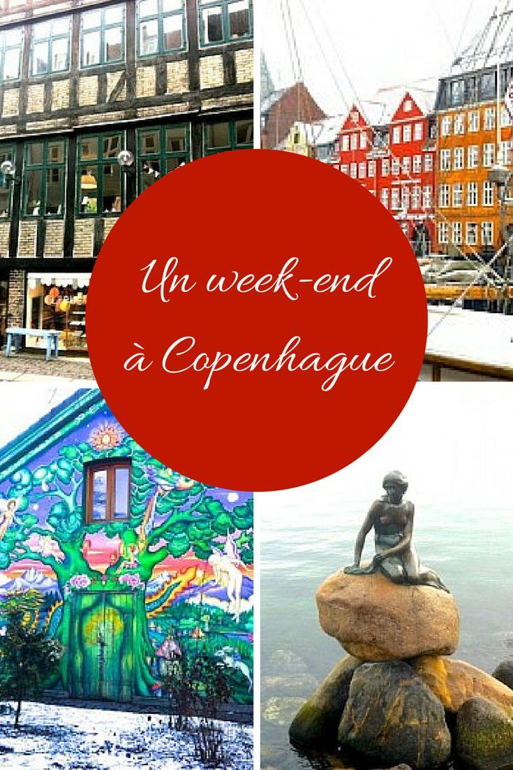 Copenhague est certes une petite ville médiévale avec ses rues pavées, ses maisons colorées, ses vélos et ses sirènes partout, mais c'est surtout une ville pleine de vitalité et de dynamisme.