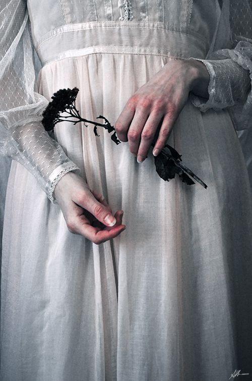 Hand photography