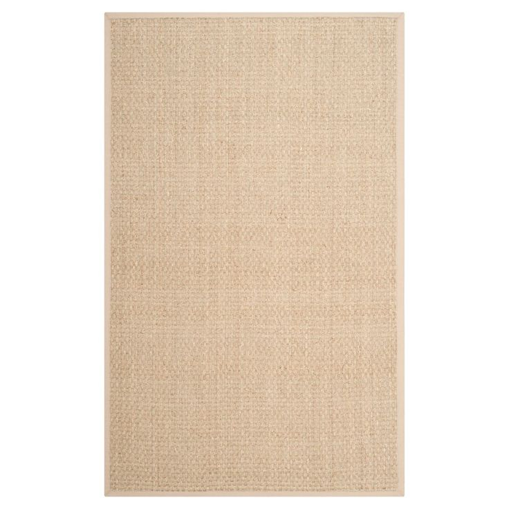 Natural Fiber Rug - Natural/Beige - (9'x12') - Safavieh