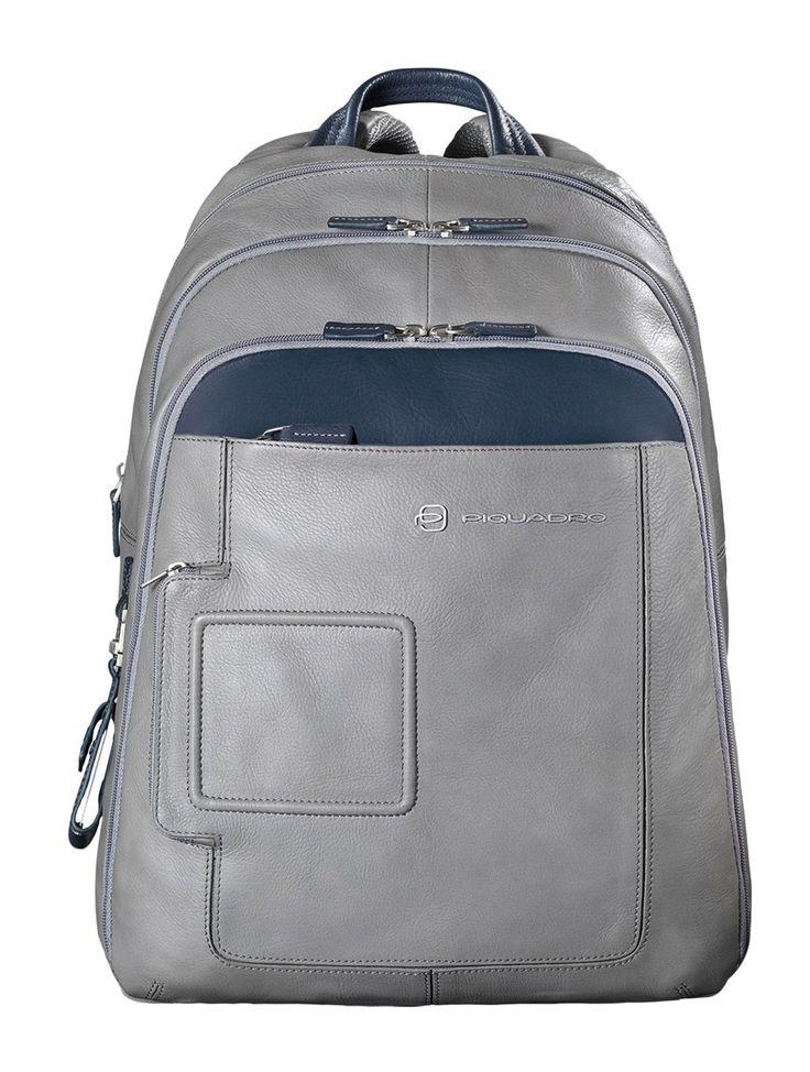 Vibe Backpack http://www.piquadro.com/_/zaino-porta-computer-con.html