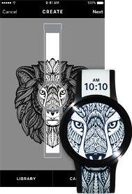 好みのデザインを追加できる、FES Watchの新モデル登場