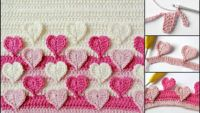Kalpli Bebek Battaniyesi Yapımı |Bebek Örgü Modelleri