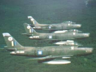 Royal Malaysian Air Force Avon F-86 Sabres