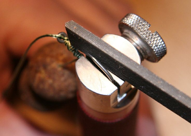 When some anglers are struggling to put fish on the bank, the first thing I ask them is if they have sharpened their hooks. In waters where the fish see a lot of angling pressure, they are used to getting rid of rigs and having sharp hooks can make the difference betting loosing and banking fish. http://www.frenchcarpandcats.com/blog/blogstory.php?seq=63