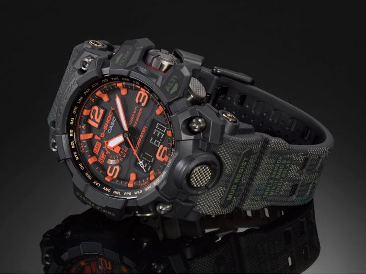 Casio G-Shock apresenta modelo exclsuivo inspirado nas atividades de terra e cultura militar Colaboração entre as marcas tem a camuflagem como inspiração    Pertencente à linha premium Mudmaster, inspirada nas atividades de terra e no militarismo, o relógio GWG-1000MH-1A ganha seu quarto modelo em parceria com a marca inglesa de moda Maharishi, uma […]