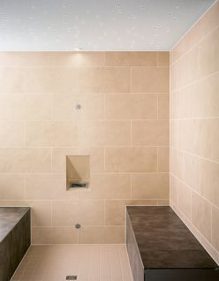 Steam baths have become a hot Phoenix remodeling trend.