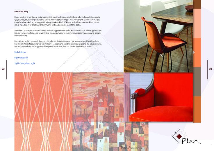 Darmowy e-book, kolory we wnętrzu, projektowanie wnętrz