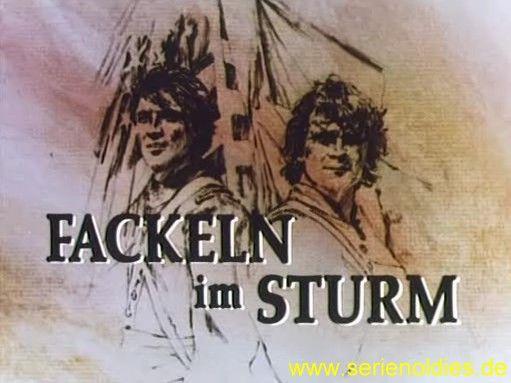 Fackeln im Sturm