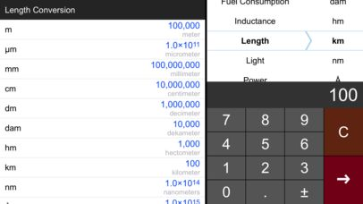 Unit Converter Pro HD. by LingLing Chen is now Free for a limited time!