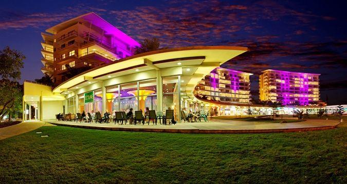 Hilton Noumea La Promenade Residences - hotel dining