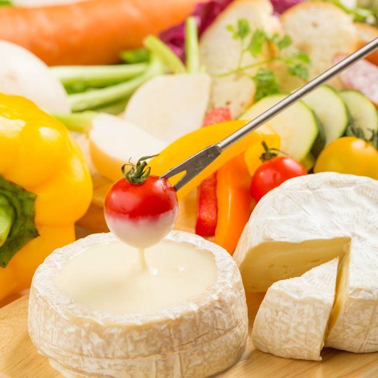 チーズフォンデュ - Google 検索