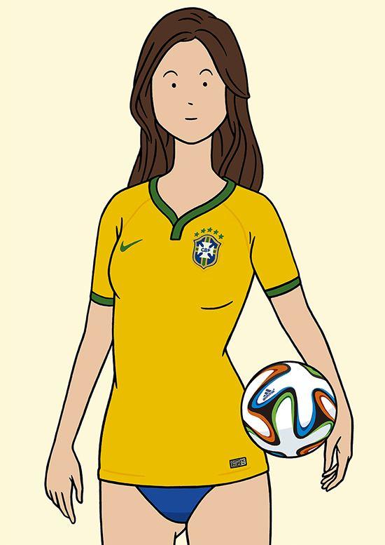 By SHIRANE Yutanpo 白根ゆたんぽ #illustration #football
