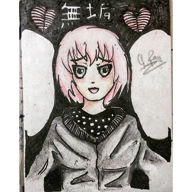 【the_perpetual_dreamer】さんのInstagramをピンしています。 《Not the best sketchbook. All the fibres started coming as I started colouring.😂😂. 無垢。 . . #art #manga #mangaart #anime #animator #animenation #animegirl #animeboy #animefan #animeworld #animelover #japan #japanese #mangaartist#like #love #follow #photooftheday #picoftheday #otaku #桜 #むく #革#sketchbook》