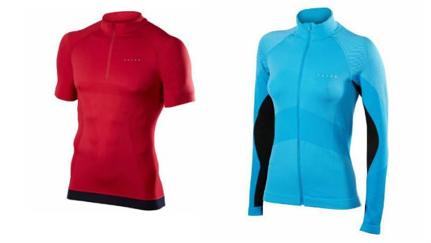Winter is officially over so time to look at the new Falke apparel from their spring-summer range... Take a look on www.RunningMonkey.co.uk