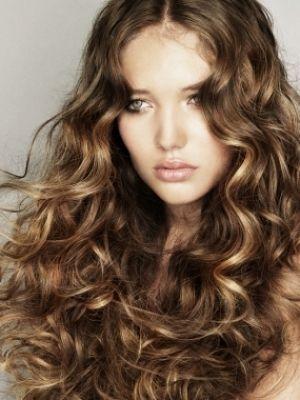 finally I love my curly hair.
