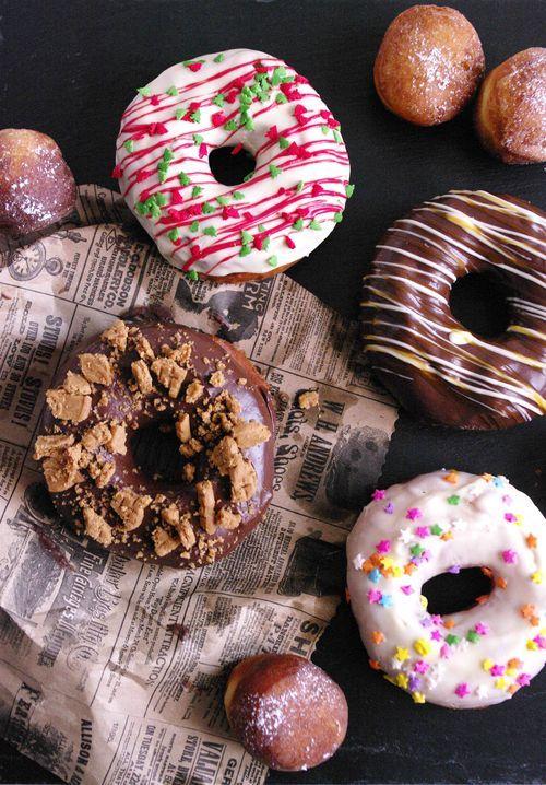 Donuts maison