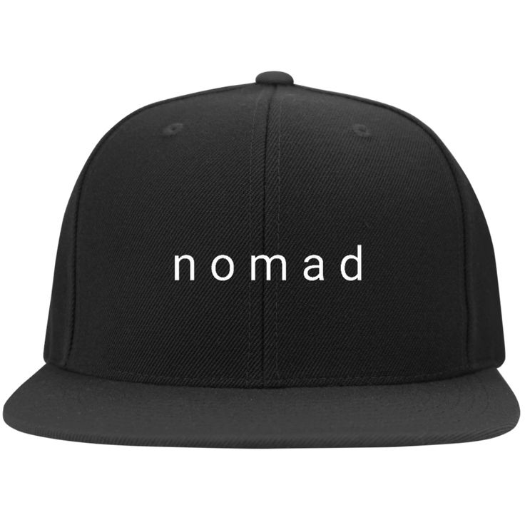 Nomad Flat Bill Cap from Munkberry. Inspired by a love of travel and adventure. These trendy hats are great for everyday, traveling, hiking, camping, outdoors, and more. Great gift idea for women. Baseball caps, hats.