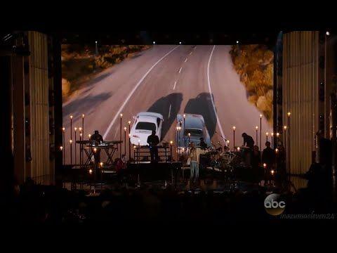 Wiz Khalifa & Lindsey Stirling - See You Again ft. Charlie Puth - Billboard Music Awards 2015 - YouTube