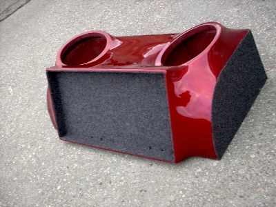 How To Build A Fiberglass Sub Box Wraps Brother And How