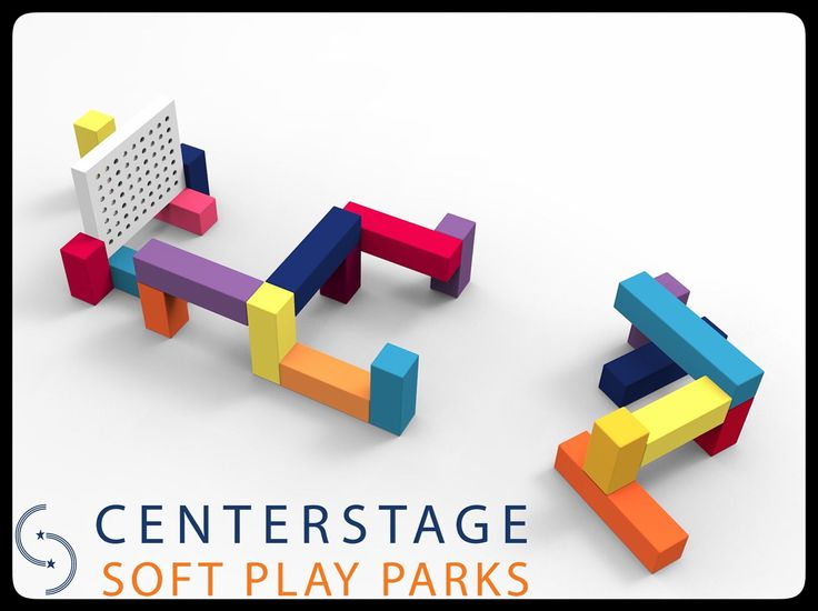 Check out this super cute computer rendering of a soft play area we recently installed!