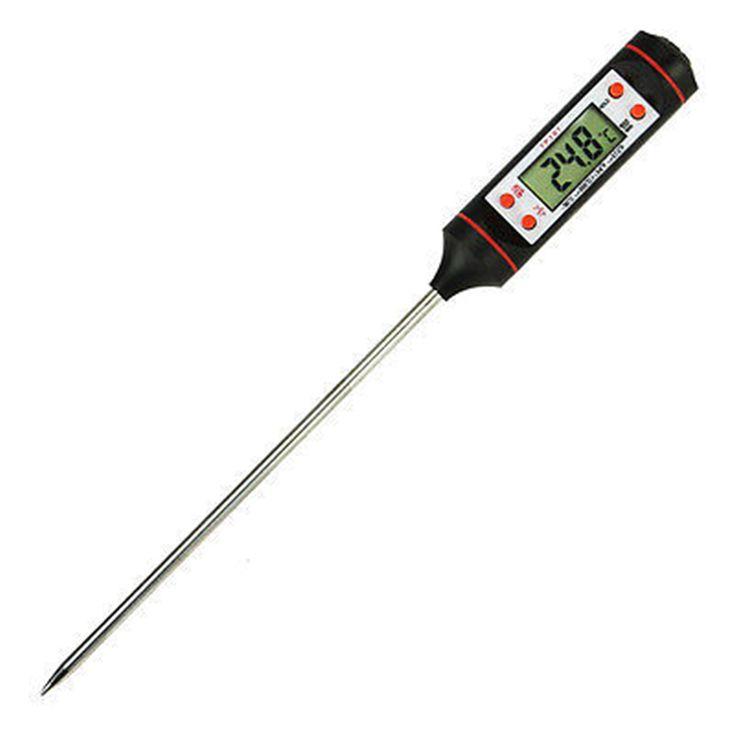 Termometro Per Alimenti digitale, Stile della penna Strumenti di Cottura Strumenti di Misurazione della Temperatura Termometro Da Cucina BARBECUE Pranzo