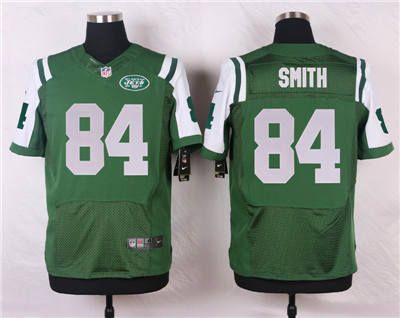 youth nfl shop fansedge nike new york jets 84 devin smith green elite jersey