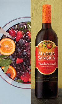 Madria Sangria - Easy Red Madria Sangria Tradicional                                                                                                                                                                                 More