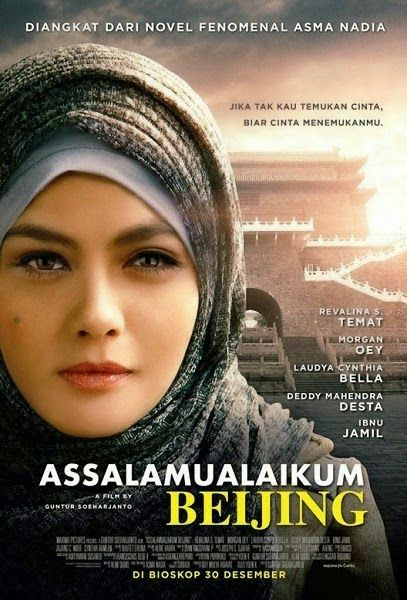 Download Film Indonesia Assalamualaikum Beijing (2014) BluRay