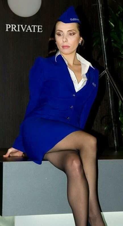 Stewardess Milf 96