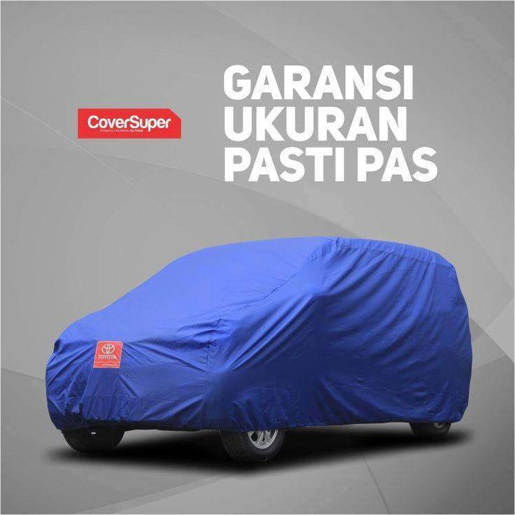 Cover Mobil Melindungi Mobil Anda dari Panas, Debu dan Hujan