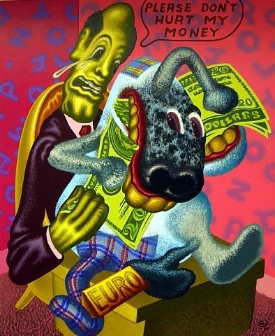 Peter Saul…a great GREAT artist ;)