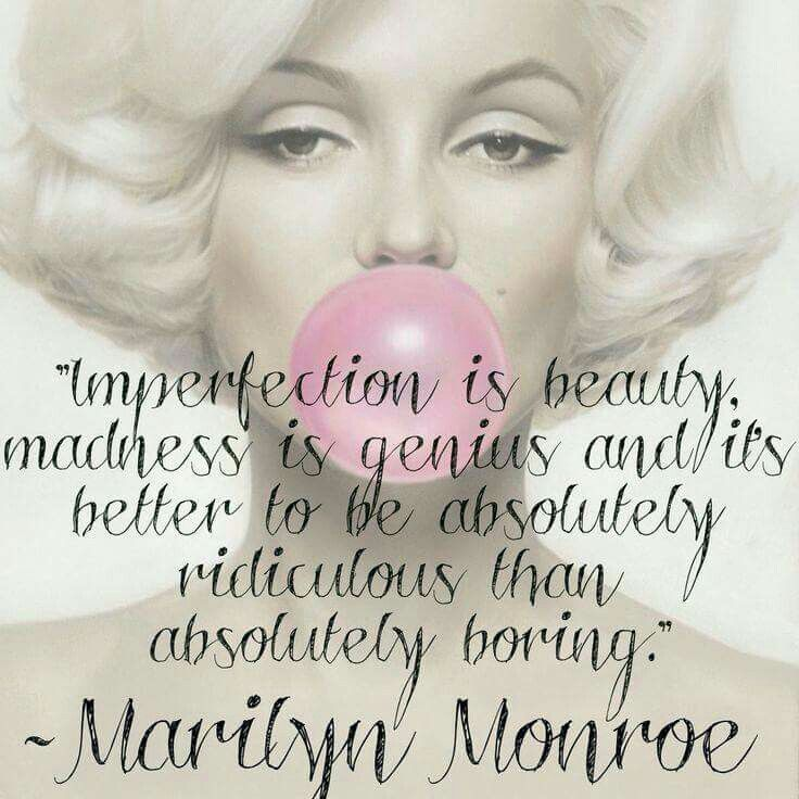 Alpha Female _ Independent - Marilyn Monroe Quotes