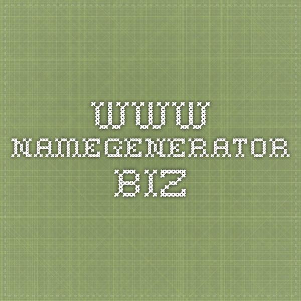 Last Name Generator