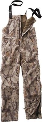 Other Hunting Clothing and Accs 159036: Natural Gear 167-Nat-Xl Men S Fleece Wind Proof Bibs Natural Camo X-Large -> BUY IT NOW ONLY: $124.43 on eBay!