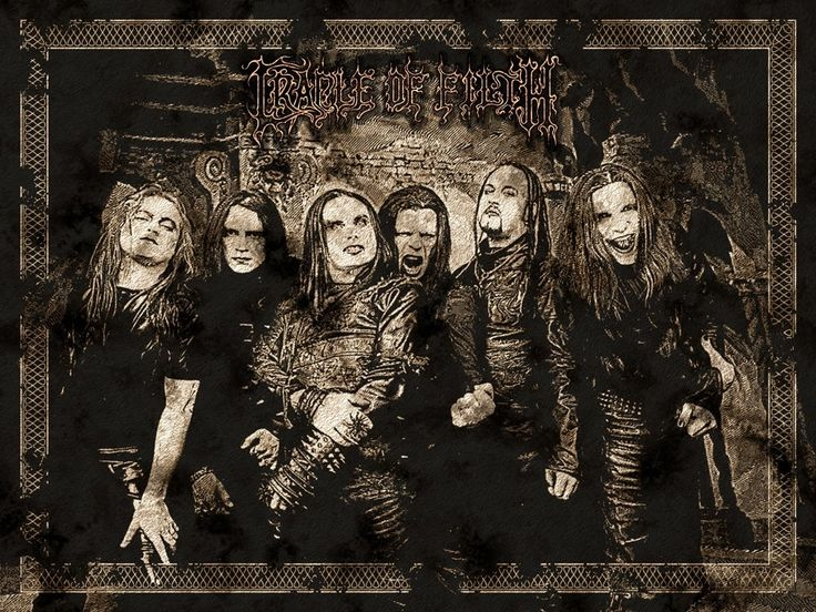 Cradle Of Filth Cradle Of Filth Band Wallpapers Power