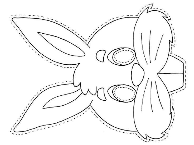 Karnevalové masky - šablony k vytisknutí   i-creative.cz - Inspirace, návody a nápady pro rodiče, učitele a pro všechny, kteří rádi tvoří.