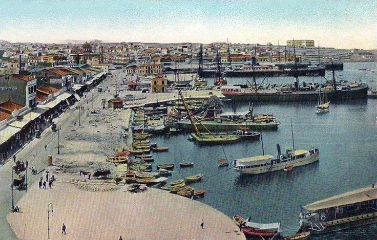Πειραιάς, 1911.