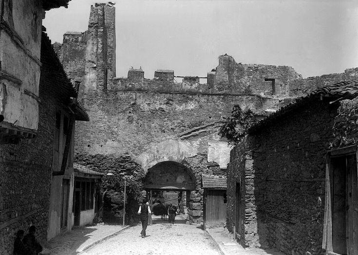Η Ληταία Πύλη το 1912