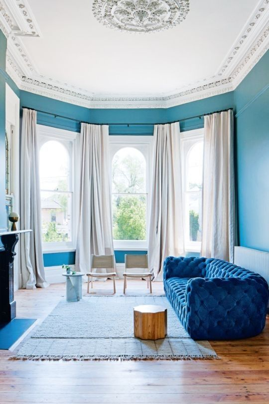 House tour the revival of a victorian era home in for Victorian era windows