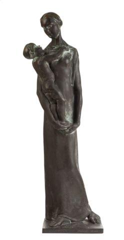 Podpěrová Bělská Františka (1898–1969)   Mother with Child   Aukce obrazů, starožitností   Aukční dům Sýpka