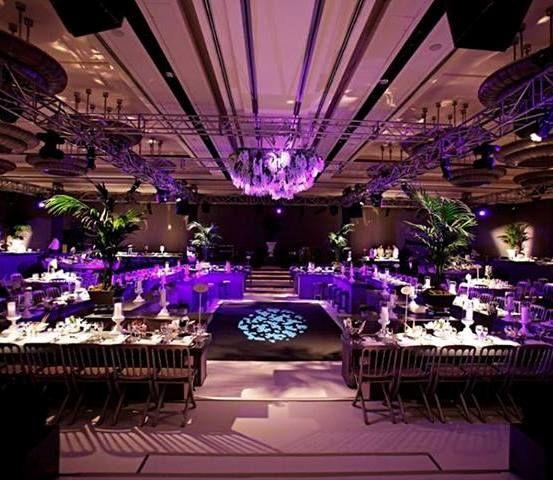 66 best decor & setup: ballroom images on pinterest | wedding