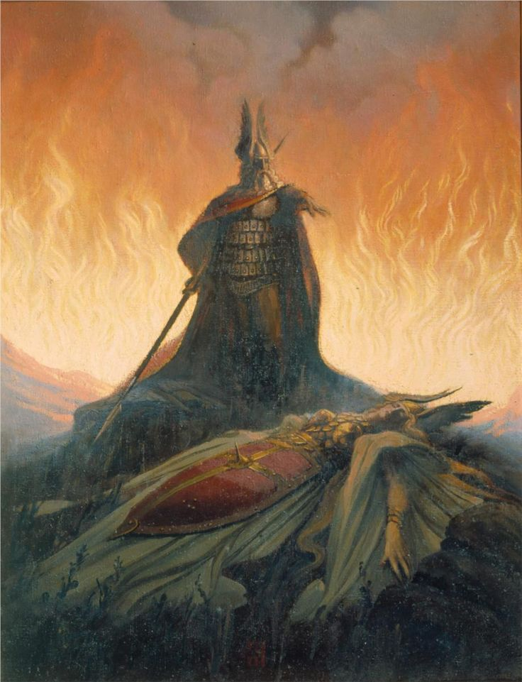 (Incantation of fire) Konstantin Vasilyev