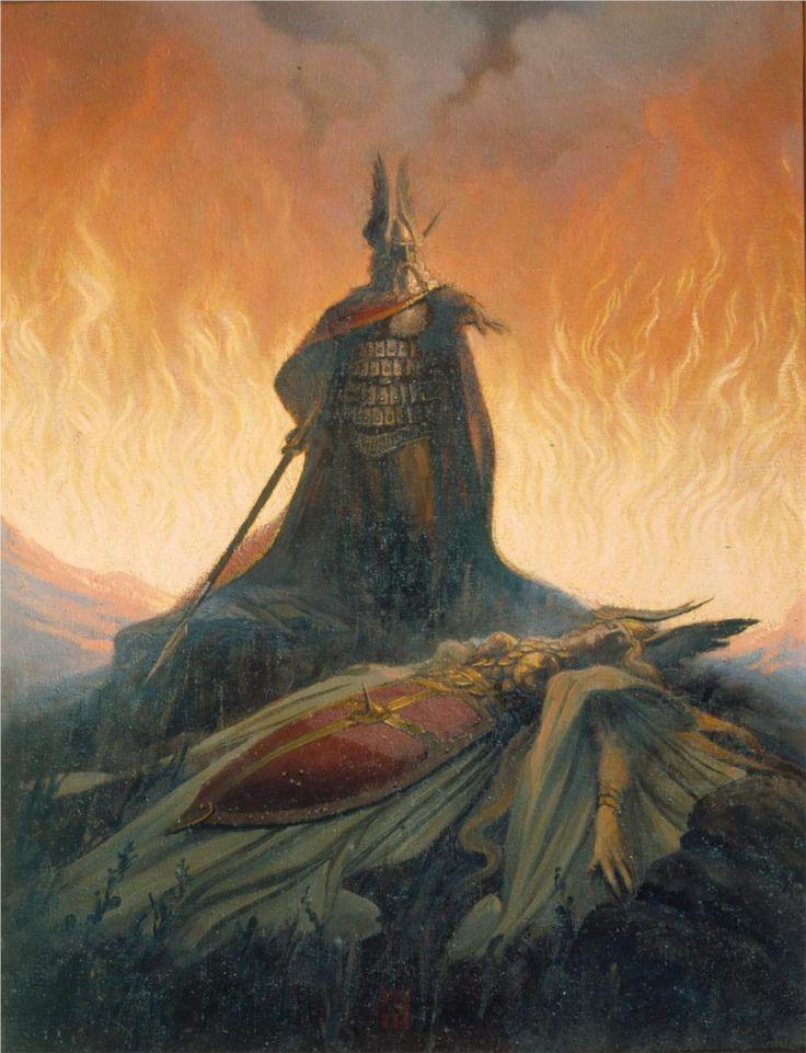 (Incantation of fire) Konstantin Vasilyev