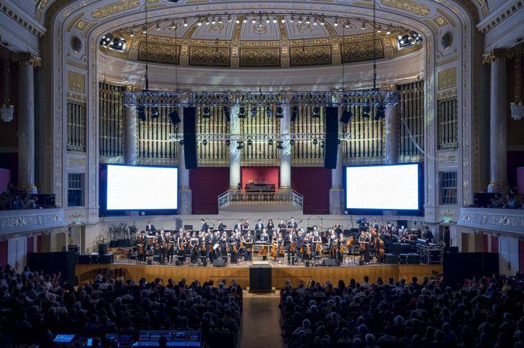 Webern Orchester unter Franz Welser-Möst im Konzerthaus   #mdw #eventfotografie #wien